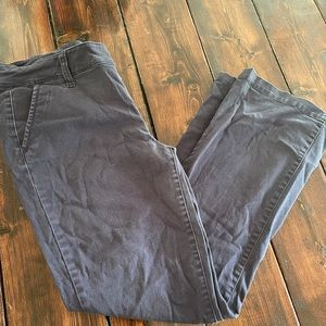 Better in person aero classic navy blue pants 8P
